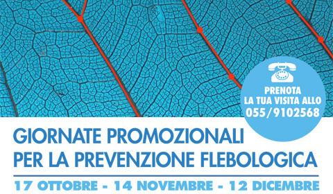 Flebologia: visite a condizioni promozionali