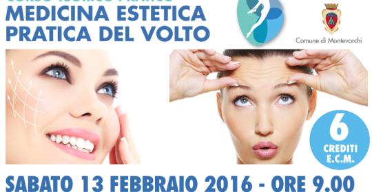 Medicina Estetica del volto: 6 crediti E.C.M.