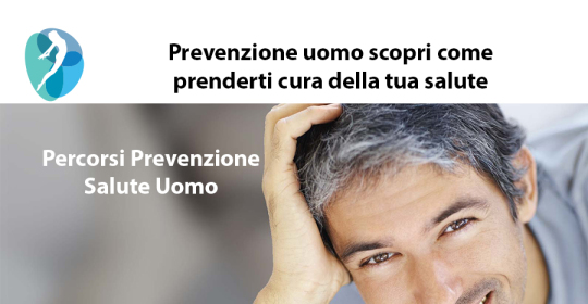 Percorsi Prevenzione  Salute Uomo