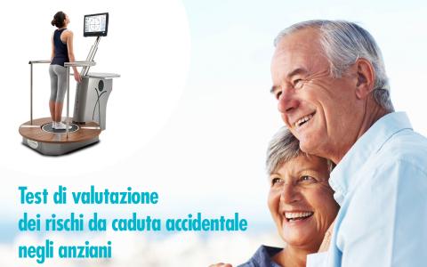 Test di valutazione dei rischi di caduta accidentale negli anziani