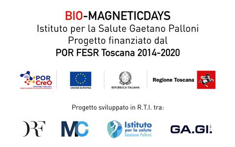 Il Progetto Bio-MagneticDays, che abbiamo contribuito a realizzare, vince il bando POR CREO della Regione Toscana