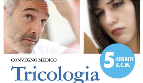 Tricologia: convegno medico con 5 crediti ECM