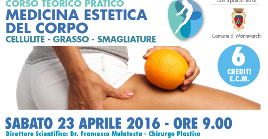 Medicina estetica del corpo. Grasso-cellulite-smagliature