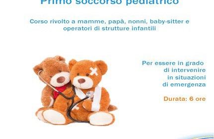 S.O.S. BAMBINI. Corso di Primo Soccorso Pediatrico: iscrizioni aperte