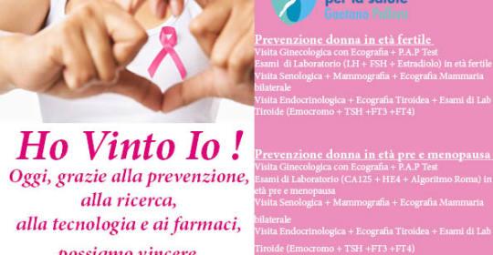 Prevenzione donna.